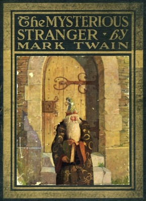 "Clase abierta sobre ""El forastero misterioso"", de Mark Twain (porTeresa)"