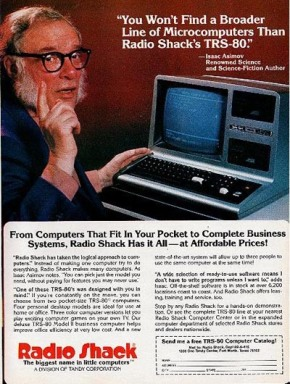 Vídeo: Isaac Asimov prevé en 1988 el impacto deInternet