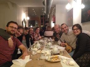 La Quinta Cena & Marrone's villancicos (por elClub)