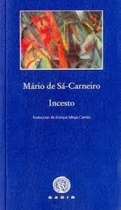 """""""Incesto"""", de Mário Sá-Carneiro (porAlmu)"""