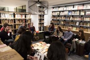 Queremos tanto a Julio (visita a la Biblioteca Cortázar de la Fundación JuanMarch)