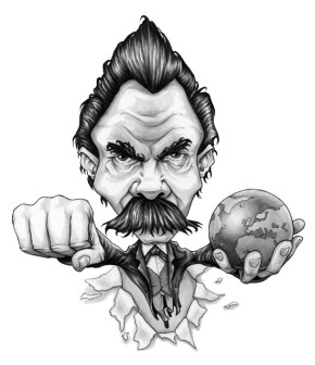 """Ecce Homo"", de Friedrich Nietzsche (porJulio)"