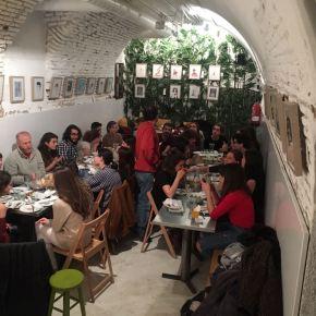 Cena de fin de año en La Necropia (por elClub)